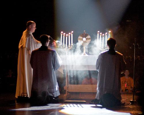incense adoration