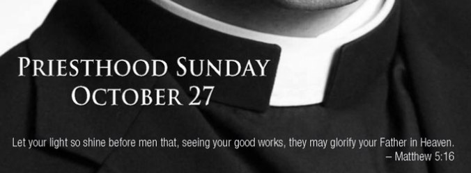 Priesthood-Sunday