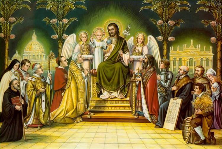 St. Joseph, patron of the Universal Church