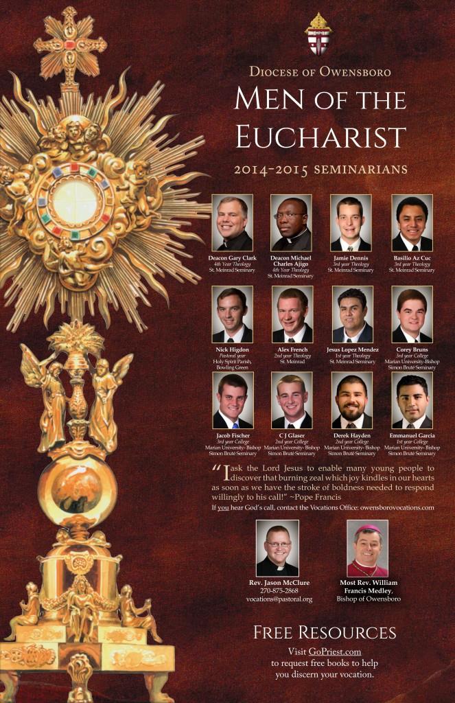 OWB 2014 Seminarian Poster