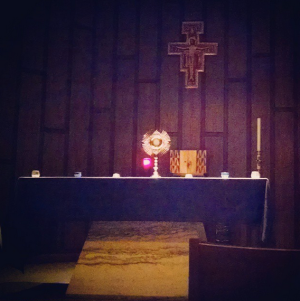 Adoration & Compline on Campus